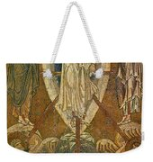 Byzantine Icon Depicting The Transfiguration Weekender Tote Bag