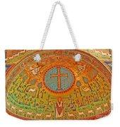 Byzantine Mosaic Weekender Tote Bag