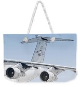 C-17 Globemaster Weekender Tote Bag