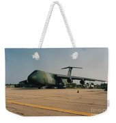 C-5 On Taxi Weekender Tote Bag