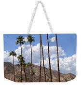 Cabanas Palm Springs Weekender Tote Bag