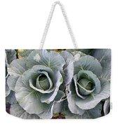 Cabbage Duo Weekender Tote Bag