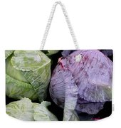 Cabbage Friends Weekender Tote Bag