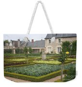 Cabbage Garden  Chateau Villandry Weekender Tote Bag