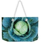 Cabbage Painterly Weekender Tote Bag