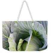 Cabbage Still Life Weekender Tote Bag