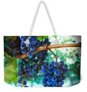Cabernet Sauvignon Grapes Weekender Tote Bag by Robert Bales
