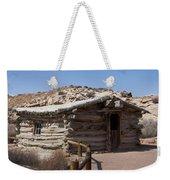 Cabin At Wolf Ranch Weekender Tote Bag