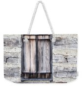Cabin Fever Weekender Tote Bag by Dale Kincaid