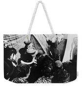 Cabinet Of Dr. Caligari Weekender Tote Bag