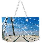 Cable-stayed Bridge, Arthur Ravenel Jr Weekender Tote Bag