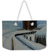 Cabot Tower Newfoundland Weekender Tote Bag