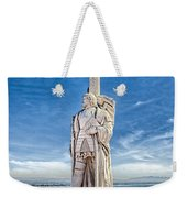 Cabrillo National Monument - Point Loma California Weekender Tote Bag