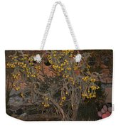 Cacti Along The Garden Wall Weekender Tote Bag