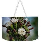 Cacti Bouquet  Weekender Tote Bag
