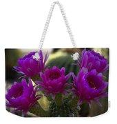 Cacti Flower Bouquet  Weekender Tote Bag