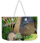 Succulent Garden Weekender Tote Bag