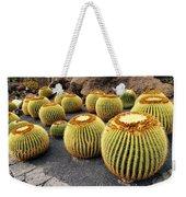 Cactus Garden On Lanzarote Weekender Tote Bag