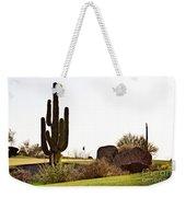 Cactus Golf Weekender Tote Bag