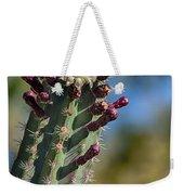 Cactus In Bloom Weekender Tote Bag