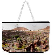 Cactus Paradise Weekender Tote Bag
