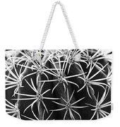 Cactus Thorn Pattern Weekender Tote Bag