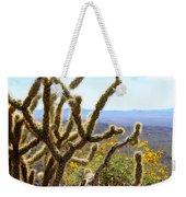 Cactus View Weekender Tote Bag