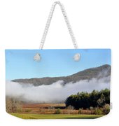 Cades Cove Fields Weekender Tote Bag