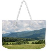Cades Cove In Summer Weekender Tote Bag by Todd Blanchard