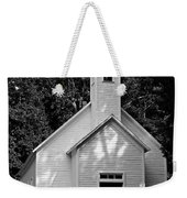 Cades Cove Missionary Baptist Church Weekender Tote Bag