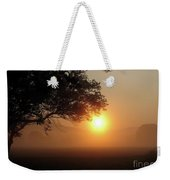 Cades Cove Sunrise Weekender Tote Bag