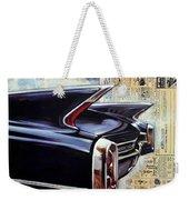 Cadillac Attack Weekender Tote Bag