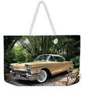 Cadillac  Weekender Tote Bag