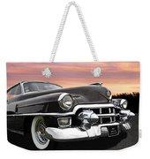 Cadillac Sunset Weekender Tote Bag