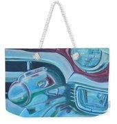 Cadzilla 1953 Cadillac Series 62 Convertible Weekender Tote Bag