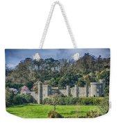 Caerhays Castle Weekender Tote Bag