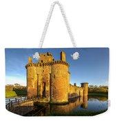 Caerlaverock Castle - 2 Weekender Tote Bag