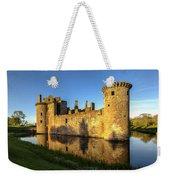 Caerlaverock Castle - 3 Weekender Tote Bag