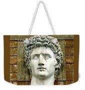 Caesar Augustus Weekender Tote Bag