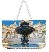 Caesars Fountain Weekender Tote Bag