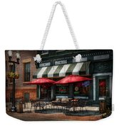 Cafe - Albany Ny - Mc Geary's Pub Weekender Tote Bag