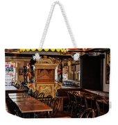 Cafe Chez Eugene - Montmartre Weekender Tote Bag