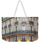 Cafe Francais Weekender Tote Bag
