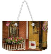 Cafe - The Best Ice Cream In Lancaster Weekender Tote Bag