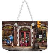 Cafe - The Italian Bakery Weekender Tote Bag