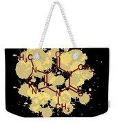Caffeine Formula Digital Art Weekender Tote Bag