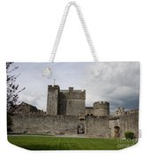 Cahir's Castle Second Courtyard Weekender Tote Bag