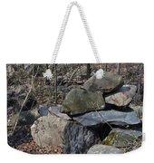 Cairn Weekender Tote Bag