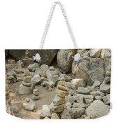 Cairn Patch Weekender Tote Bag