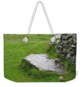 Cairn T At Loughcrew Weekender Tote Bag